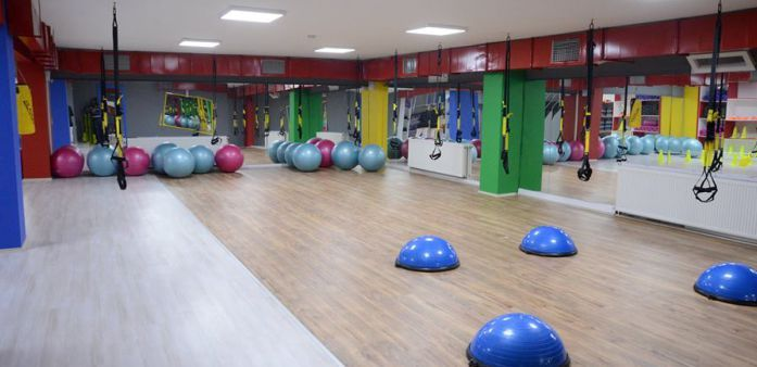 Womens Fitness Club Samsun Atakum'da